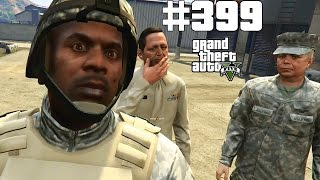 GTA 5 #399 Der Militärmann DEUTSCH Let´s Play GTA 5 PS4