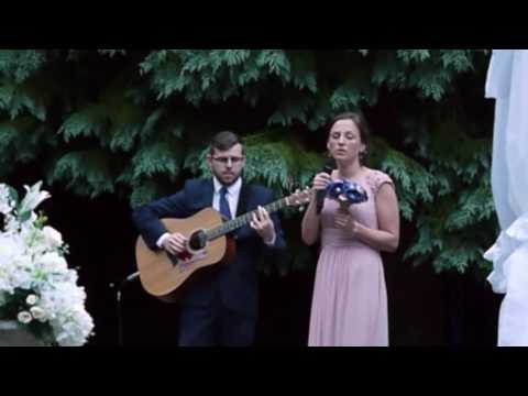 Linval and Ruth's wedding song