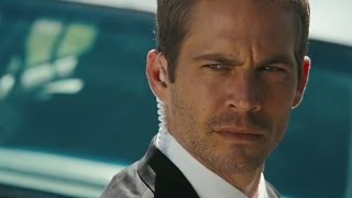 "Velozes & Furiosos 7 - ""See You Again"" - Paul Walker Homenagem - 2015"