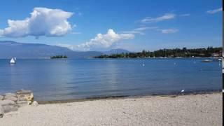 spiaggia La Romantica Manerba del Garda