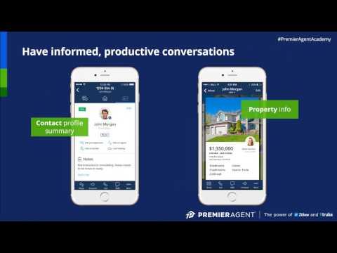 Leveraging Zillow Group's New Premier Agent App