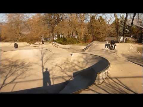 Ashland Oregon Winter Bmx Edit -  Another ride Down - Yuna