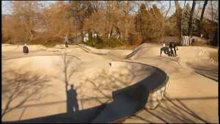 Ashland Oregon Winter Bmx Edit -  Another ride Down - Yuna