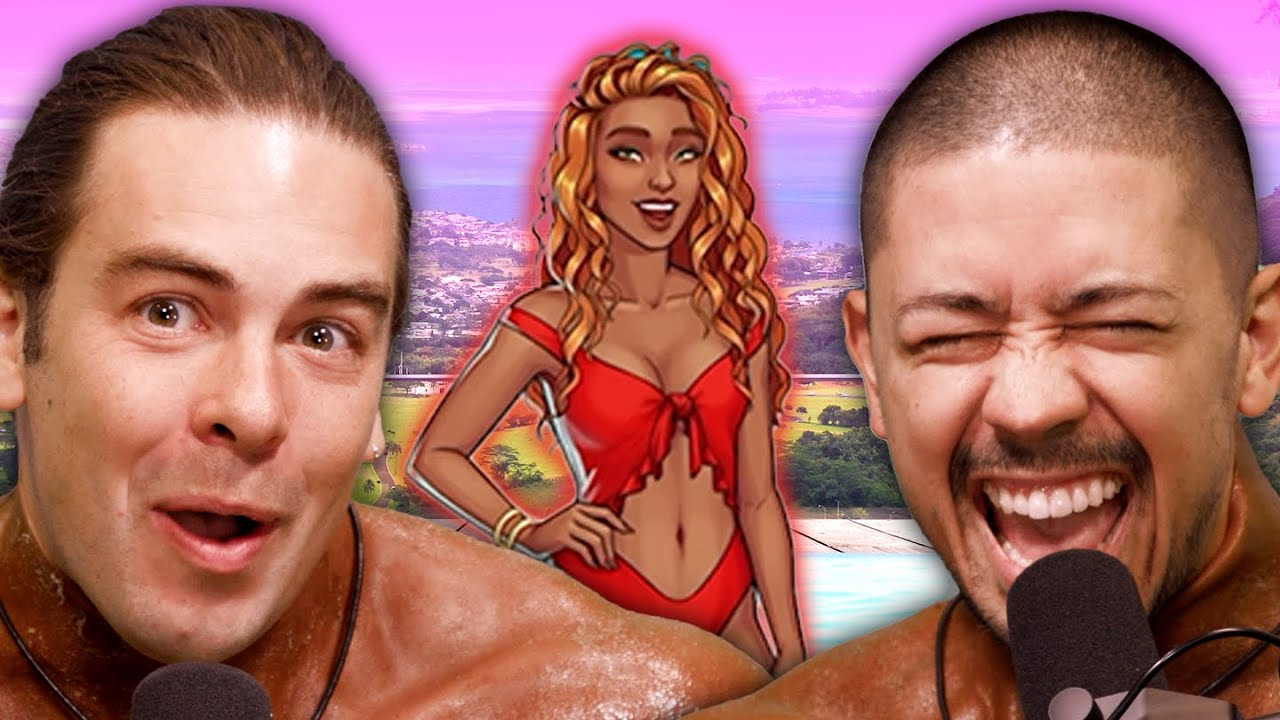 LOVE ISLAND GAME PT 3 - HOT AND HEAVY