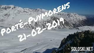 Porté-Puymorens 🇫🇷 21-02-2019