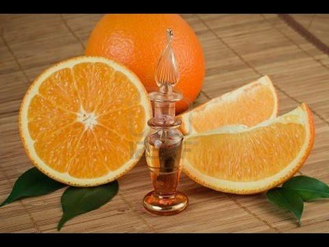 aceite de naranja - Como Prepararlo