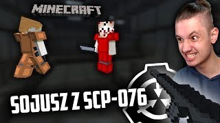 ZAWIERAMY SOJUSZ Z SCP-076 ABLEM w SCP: Minecraft
