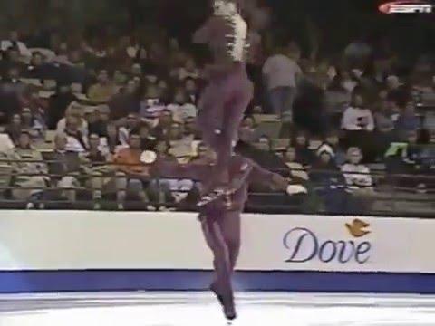 1999 ESPN Professional Skating Championships -Technical Cont'd & Artistic