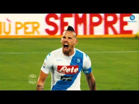 SSC Napoli's best goals SerieA 2016/2017