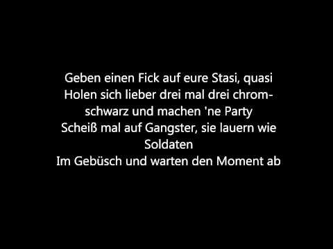 Kontra K - Adrenalin ( LYRICS )