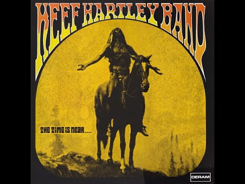 Keef Hartley Band - The Time is near... (1970) [Full Album] 🇬🇧  Soul Jazz Blues