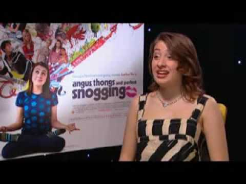 Angus Thongs and Perfect Snogging  Georgia Groome