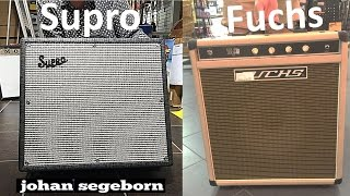 Supro Vs Fuchs - Guitar Amp Comparison