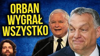 Orban Wygrał Wszystko. Może zmienić konstytucję Węgier. Czy PIS też da radę? - Komentator