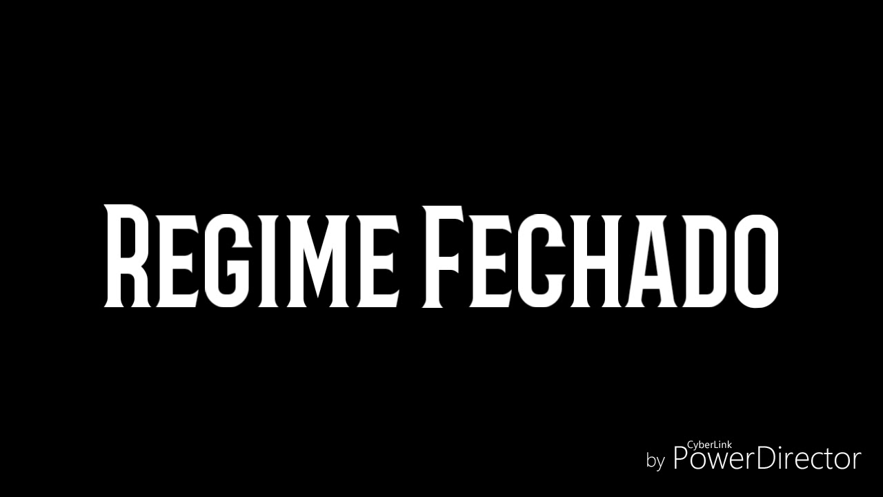 Trailer | REGIME FECHADO | Coringa X OC #Regime