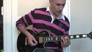 Cours de guitare - Thunderstruck (AC/DC)