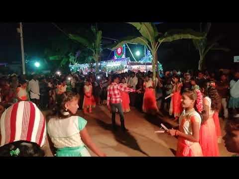 Brindavanamali Song Kolatam Dance  Group Song