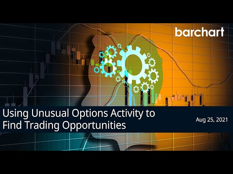 Using Unusual Options Activity To Find Trading Opportunities