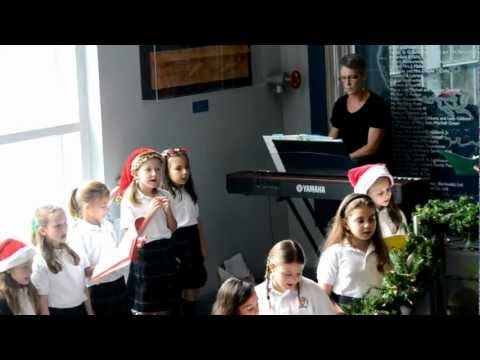 MSA Elementary Choir At BUEI Dec 1 2012