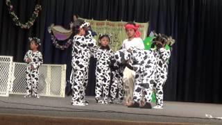 Punyakoti Kathe Performance - Kannada Sanga San Diego 2014 Rajyotsava Celebrations