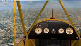 Microsoft Flight Simulator X Steam -  Sobrevolando LEBA - Córdoba - Escenarios Fotorealistas