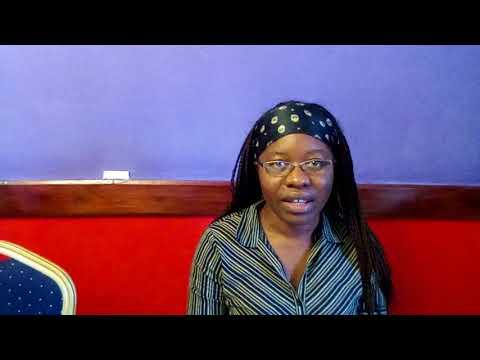 Témoignage de Mme Gladice Patience B Controleur de Gestion (BOH PLANTATIONS LTD) participant au Séminaire de Formation Chartered Managers