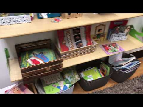 The Reggio Emilia approach at Austin Eco Bilingual School AEBS Library