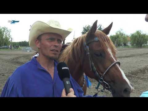 Western lovas OB. 3. forduló 2017 - Balasport