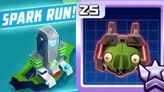 Angry Birds Transformers God Mode Spark Run Starscream
