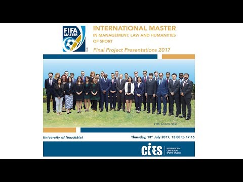 FIFA Master 17th edition Final Projects Presentation