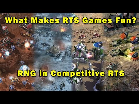 RNG In Company Of Heroes & Competitive RTS