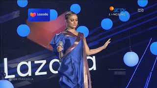 Agnez Mo   NANANA Live for the FIRST TIME on Television HD 1080p
