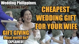 Wedding Best Gift! Cheapest Wedding Gift For Your Wife