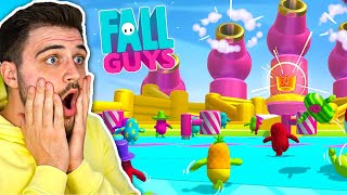 Cel MAI CATERINCA BATTLE ROYALE ! - FALL GUYS !