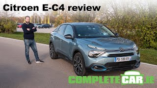 2021 Citroën ë-C4 | we drive Citroën's new electric car, and it's good!