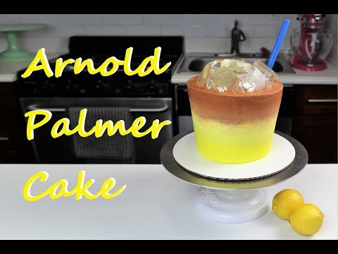 Arnold Palmer Cake | CHELSWEETS