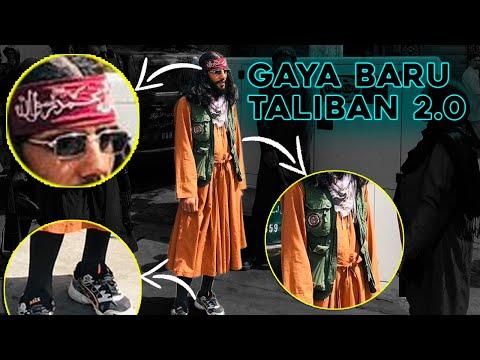 OUTFIT Pejuang Taliban, Hypebeast atau Norak?