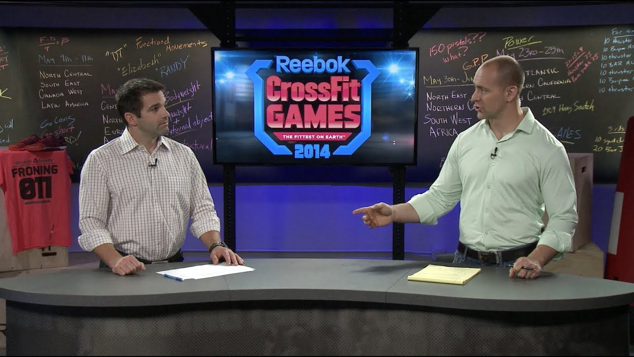 Crossfit Games Update Canada East Day 2 Youtube
