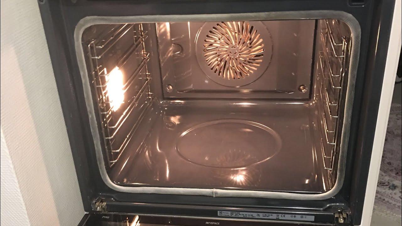 Mikrodalga Fırın Nasıl Temizlenir