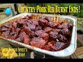 Burnt Ends With Country-Style Pork Ribs | Tango Spice Porchetta Rub!