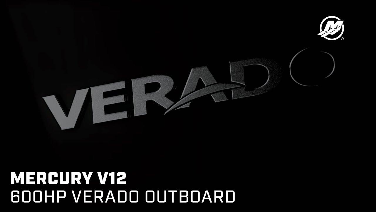 Download Introducing the Mercury V12 600hp Verado Outboard