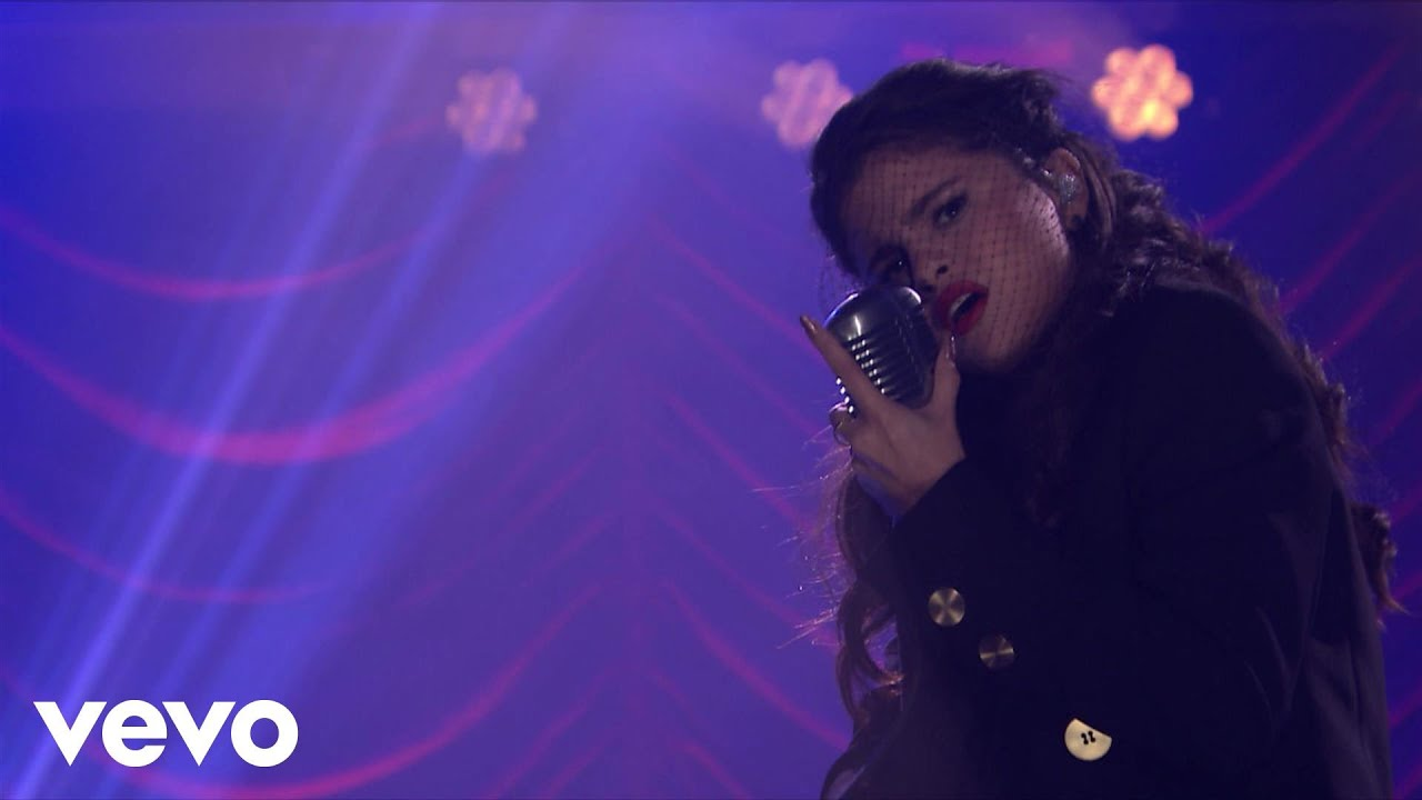 Selena Gomez - Same Old Love (Live On The Tonight Show)