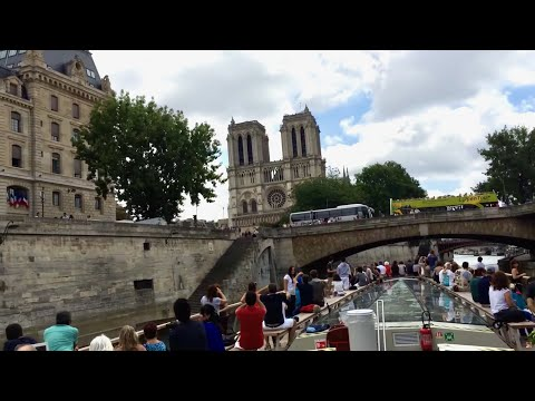 Paris | Sightseeing Cruise on the Seine River