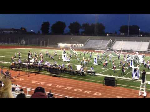 Tri-Cities Columbians show Pasco, WA  7-10-2017 with BD