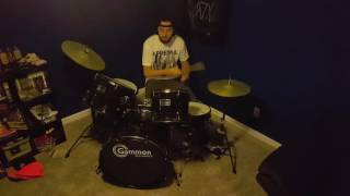 i prevail stuck in your head drum cover by fearlessreborn