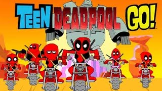 Teen Titans Go! (Teen Deadpools Go!)- bowser12345 thumbnail