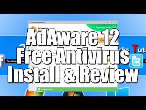 Lavasoft AdAware 12 Free Antivirus Review   Windows 10 Free Antivirus Software
