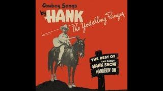 Hank Snow - We Met In The Hills of Old Wyoming  1938 YouTube Videos