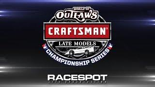World of Outlaws Craftsman Late Model Championship Series | Round 9 at Eldora