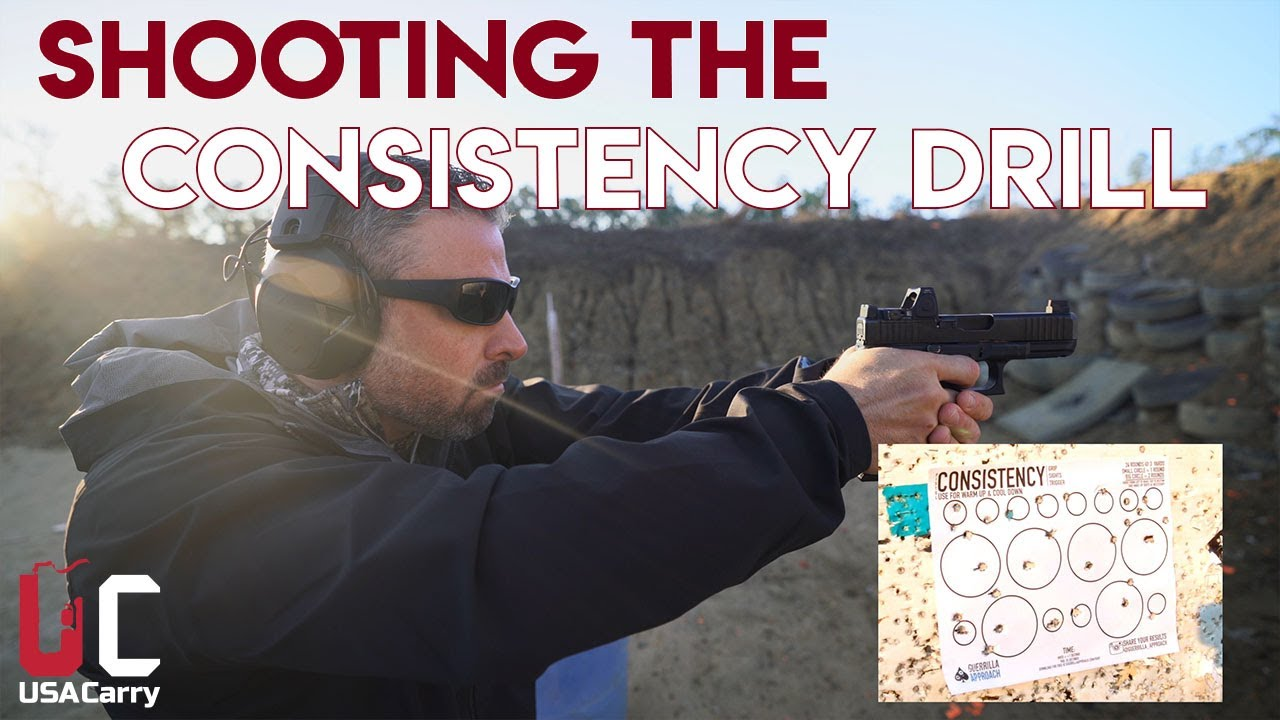 Shooting the Consistency Drill with Greg Lapin